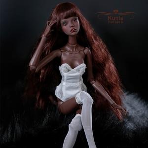 Image 1 - Shuga Fee Kunis Puppe BJD 1/4 Mädchen Jungen Hohe Qualität Spielzeug Harz Figuren Geschenk Für mädchen jungen