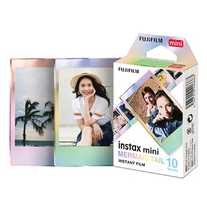Image 5 - 10 Sheets Photo Paper for   fujifilm instax mini film square films For  Fujifilm Instax Mini 7/8/9/25/50/70 cameras accessories