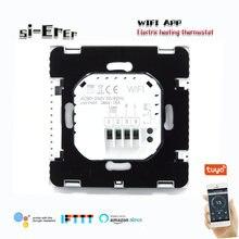 Электрический нагревательный термостат 16 А точное управление