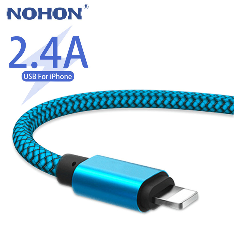 1M 2M 3M Data USB Fast Charger Cable For iPhone 6 S 6s 7 8 Plus 11 X Xs Max XR X 5s iPad Charging Origin short Long Wire Cord 1