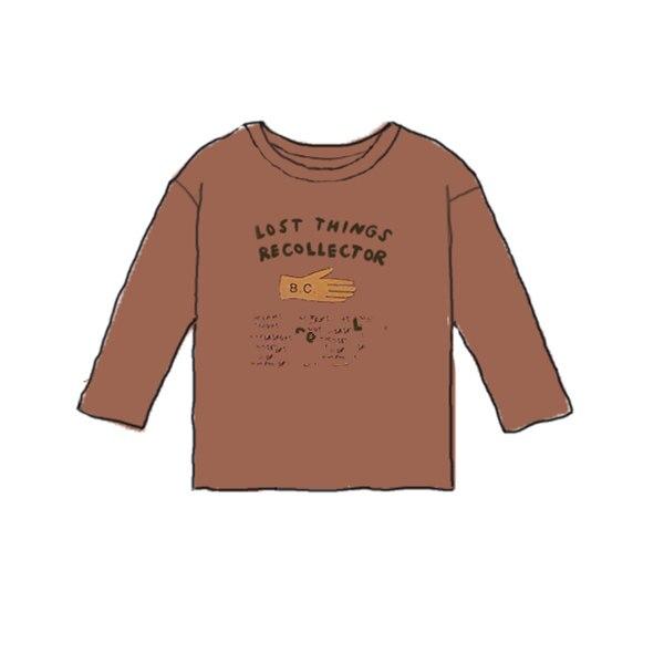 Kids T Shirts 2021 New Autumn Brand Design Boys Girls Cute Print Long Sleeve Tops Baby Children Cotton Fashion T Shirts Clothes 4