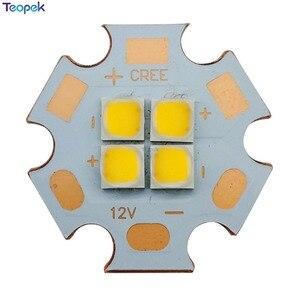 Cree XPL 4D 36 Вт Светодиодный светильник вместо XHP70 SST-90 XP-L 3 В/6 в/12 в холодный белый теплый белый светодиодный с 20 мм Cooper PCB