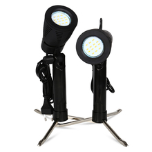 2 sztuk 3.5W 14 sztuk LED żarówki 5500K fotografia oświetlenie do studia fotograficznego lampa statyw kamery stojak żarówka Spotlight dla lekki namiot