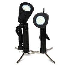 2PCS 3.5W  14 pieces LED bulb 5500K Photography Photo Studio Light Lamp Camera Tripod Stand Bulb Spotlight for light tent