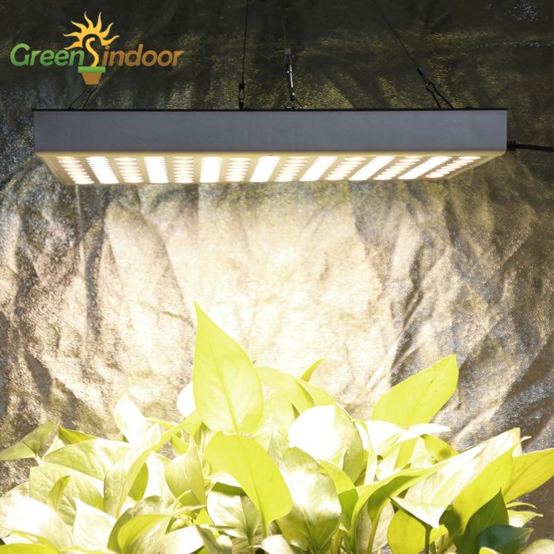 1000W Phyto Lamp For Plants Full Spectrum 3500K Grow Light LED Growing Lamp For Flowers Bloom Seedlings Grow Tent Box Room Leds