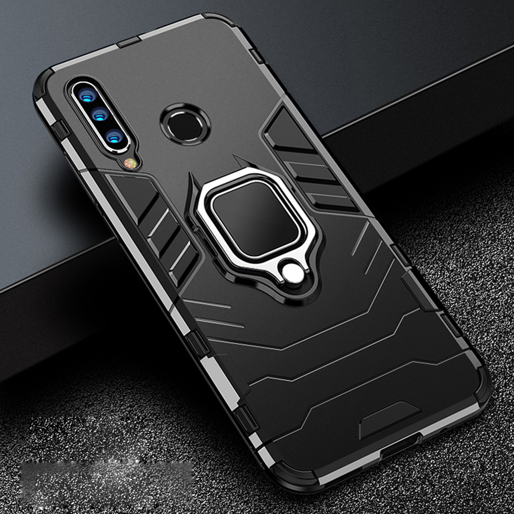 Armor <font><b>Case</b></font> For Huawei <font><b>Honor</b></font> 20S <font><b>Cases</b></font> Magnet Ring <font><b>Honor</b></font> <font><b>8X</b></font> <font><b>Max</b></font> 10i 20 10 lite 8A 8S 9X Pro Play 3 View 20 V30 Note 10 6X Covers image