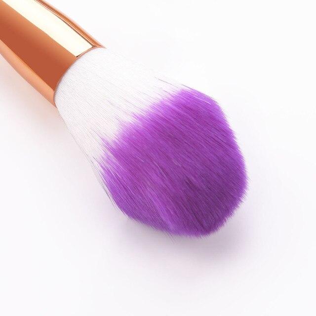 Single Makeup Brush Professional Makup Brush High Quality Unicorn Makeup Brushes Brush For Foundation Brush For Eyebrows 1