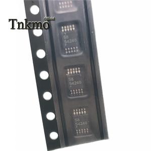 Image 3 - 20 Pcs TPS54240DGQR MSOP 10 TPS54240DGQT TPS54240DGQ MSOP10 TPS54240 54240 Switching Regulator Ic Nieuwe En Originele