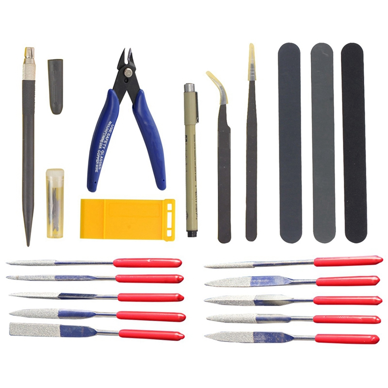 Model Tool Set Model Novice Foundation Production Group Assembly Model  For Gundam Model Building Toy