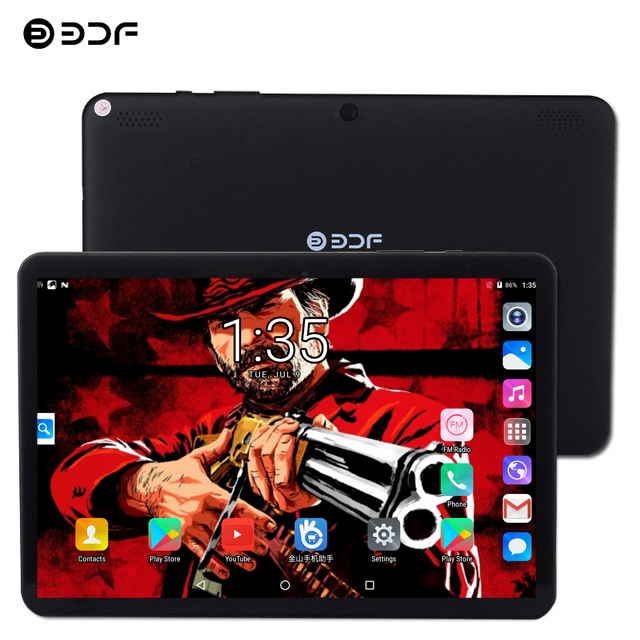Russian Shipping BDF New 10 Inch Android 6.0 Tablet Pc 32GB WIFI Tablet Quad Core Mini Computer Tab 7 8 9 10 Inch Tablet Android