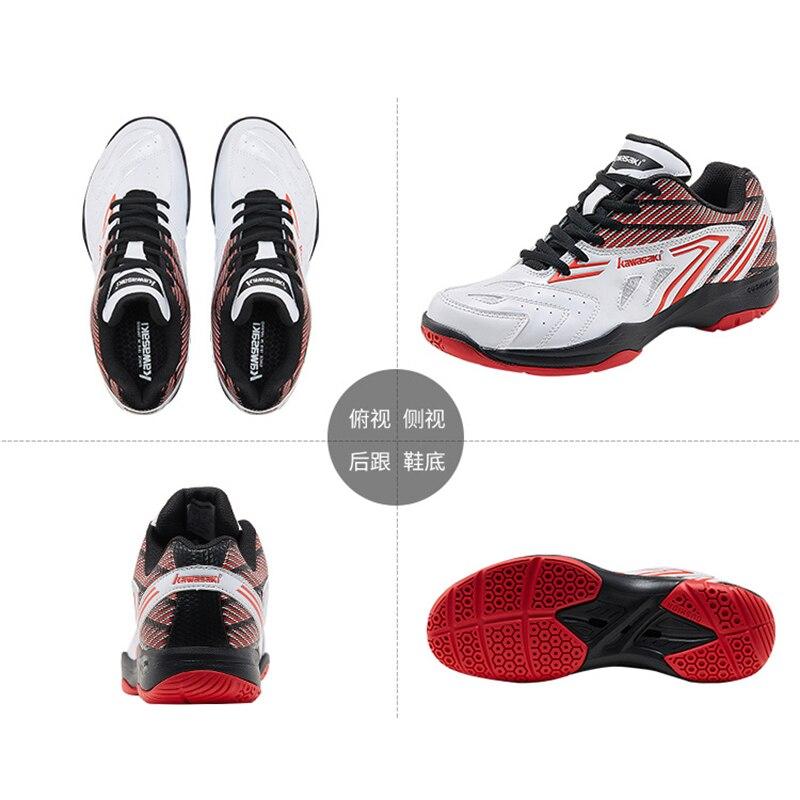 Бадминтонные туфли Kawasaki 2020, дышащие нескользящие спортивные туфли для мужчин и женщин, технические кроссовки-2