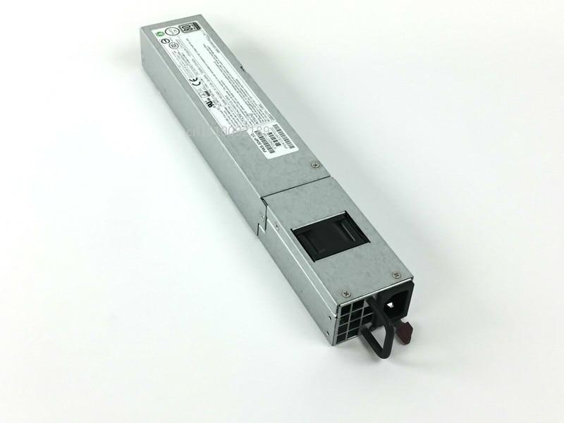 For 500W Server PSU PWS-504P-1R 500W Power Supply 80 PLUS Platinum PFC Hot Swap Free Shipping