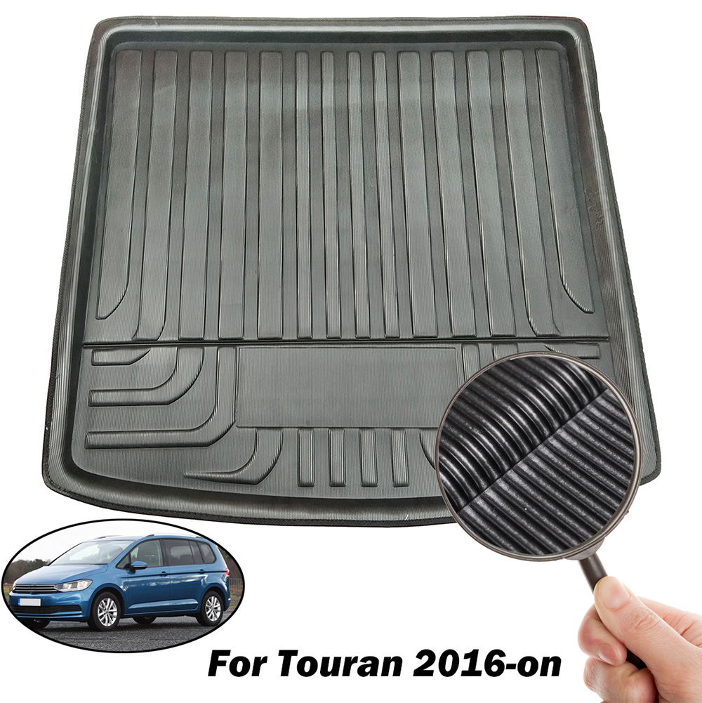 cheapest Boot Liner Trunk Mats For Audi A3 S3 RS3 8v Sportback Hatchback 2013 - 2018 Rear Cargo Floor Tray Mat 2014 2015 2016 2017