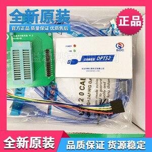 Saiyuan soc original dpt52 mcu programação queimador em linha download queima emulador