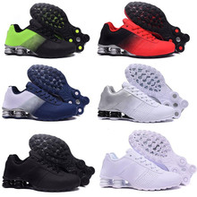 New High Quality Shox Deliver Cushion Running Shoes DELIVER OZ NZ Black