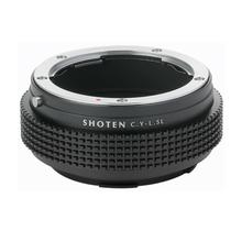 SHOTEN adapter for CONTAX YASHICA lens toLeica T TL TL2 CL SL SL2 Panasonic S1 S1R S1H Sigma fp L Lenses  CY LSL