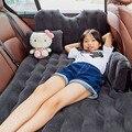 Автомобильный дорожный надувной матрас для путешествий  кровать для кемпинга  коврик для автомобиля  надувная подушка  автомобильный матра...