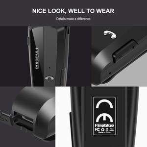 Image 5 - Fineblue F990 הכי חדש אלחוטי עסקים Bluetooth אוזניות ספורט נהג אוזניות טלסקופי קליפ על סטריאו earbud רטט יוקרה