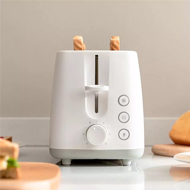 750W Fast Toaster Bread Maker Toast Machine Breakfast Machine Mini Maker Double Side Baking for Home 4