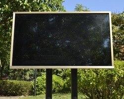 55 Inch Ir Infrarood Multi Touch Screen Monitor Pc I3 + 4G + 128G Interactieve Touch Screen Indoor en Outdoor Reclame