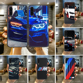 Germany Sport Car BMW M Phone Case For For SamSung Galaxy A M 5 8 10 20 30 31 40 50 51 70 71 80 S E Black black Coque Silicone image