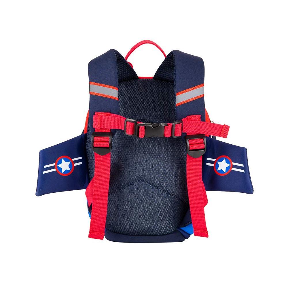 Image 2 - Toddler Backpack with Safety Harness Leash Kids Rocket Backpack  for Boys Girls,Waterproof School Bag for Preschool KindergartenSchool  Bags