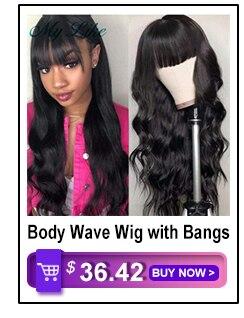 de franja de cabelo longo barato perucas