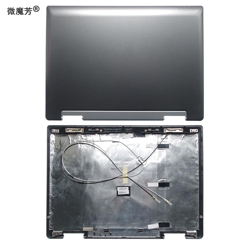Asus A8 A8J A8H A8F A8S Z99 Z99F Z99S Z99L X80 X81 Z99H Z99J ノートパソコンの lcd 背面カバー 3 色ケースヒンジ