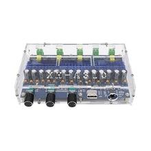 TPA3116D2 Bluetooth アンプオーディオボード 2x50 ワット + 2 × 100 ワットサブウーファーアンプ 4 チャンネル amplificador