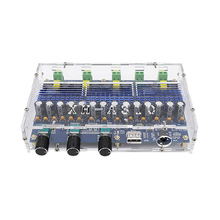 TPA3116D2 Bluetooth amplifikatör ses kurulu 2x50W + 2x100W subwoofer amplifikatör 4 kanal dijital güç Amplificador