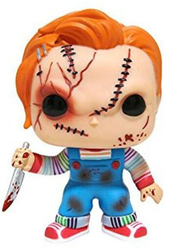 Movie Child's Play Chucky Character 315 Special Ver Vinyl Dolls Figure Toys
