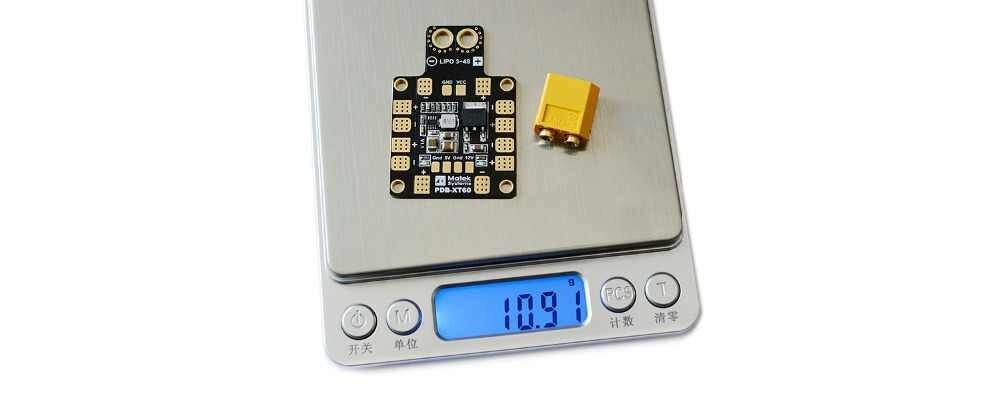 Cross machine set component lijn/5 V 12V dubbele path BEC/MATEK pdb-xt60 power plate