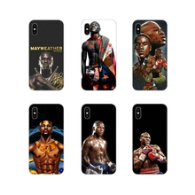 Boxing Mayweather For Samsung A10 A30 A40 A50 A60 A70 Galaxy S2 Note 2 3 Grand Core Prime Accessories Phone Cases Covers