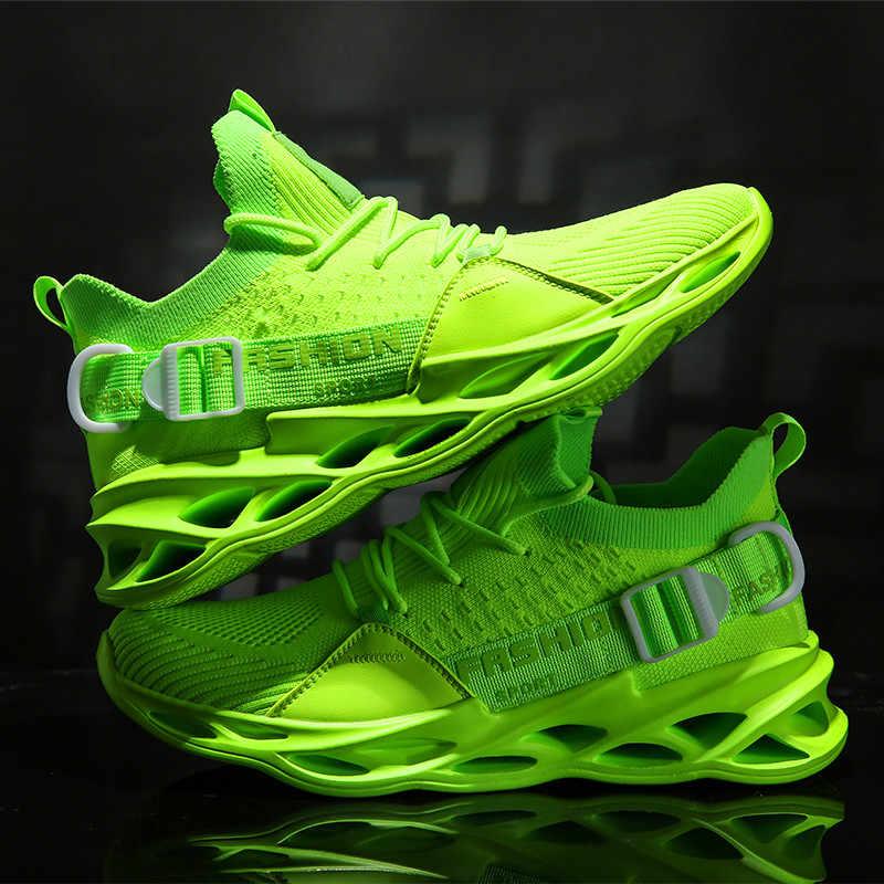 tienda del reino unido bastante agradable elige el más nuevo Men's Casual Shoes Breathable Male Mesh Running Shoes Classic ...