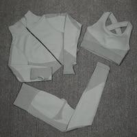 Grey set 3 PCS