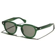 New Fashion Luxury Brand MOSCOT Polarized Sun Glasses Men Women Lemtosh Johnny D