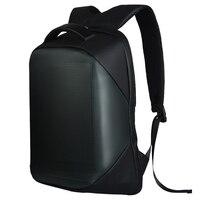Dc 5V Led Dynamic Display Wifi Backpack Laptop Notebook Control 22L School Bag Waterproof Led Backpack Bag For Advertising