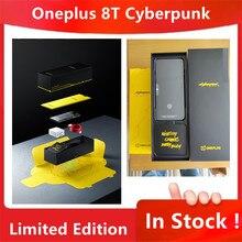 Global rom oneplus 8t 65w super carregador 4500mah bateria 120hz tela snapdragon 865 nfc 6.55 polegada 48mp telefone inteligente