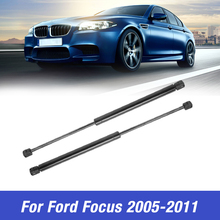 Lift Supports Car Rear Trunk Glass Gas Spring Shock Strut Struts Support Arm Rod Damper For Ford Focus 2005-2011 2006 2007