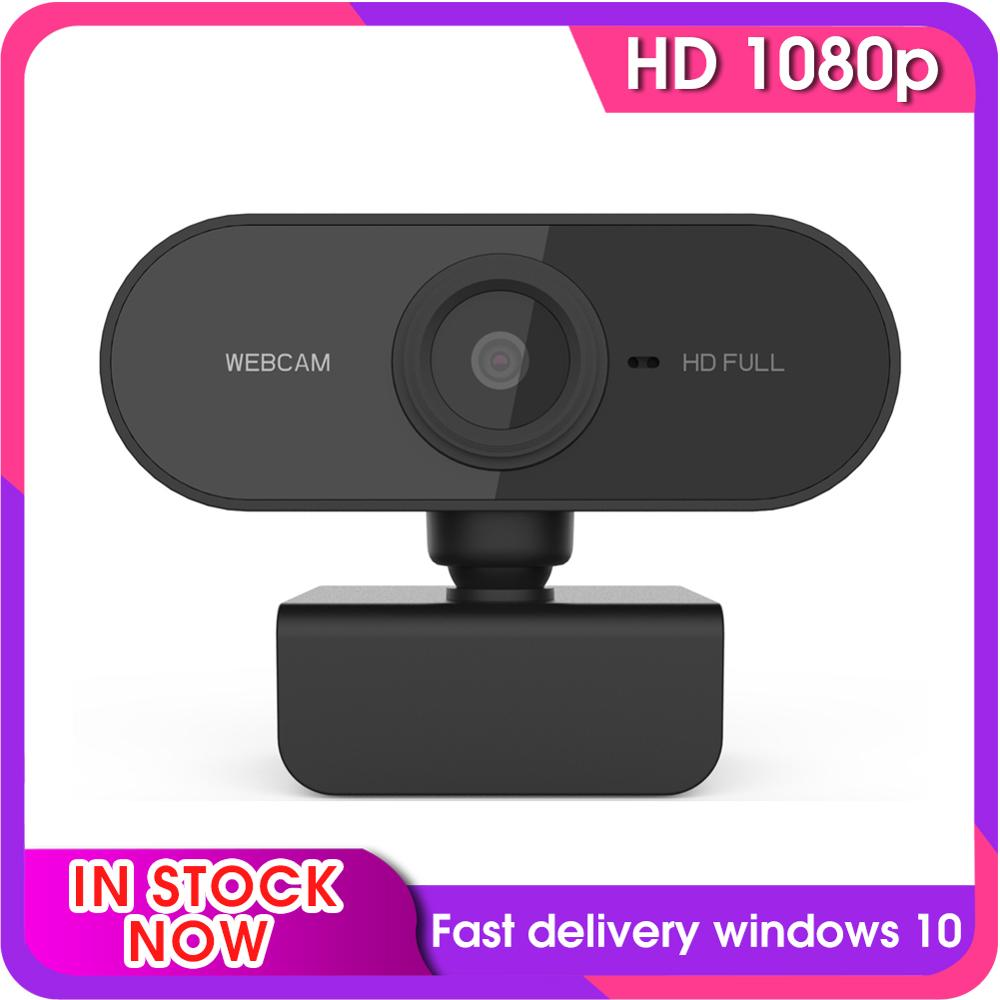 Webcam Full Hd 1080p  Webcams USB With Microphone For Video Calling HD Web Camera For Computer Clip-on Digital Video Webcamera
