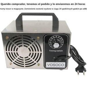 Image 1 - Ozon Generator 28G/24G/10G Machine Rvs Luchtreiniger Luchtreiniger Desinfectie Sterilisatie Reiniging formaldehyde