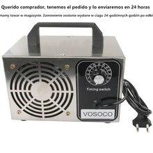 Ozon Generator 28g/24g/10g Maschine edelstahl Air Purifier Luft reiniger Desinfektion Sterilisation Reinigung formaldehyd