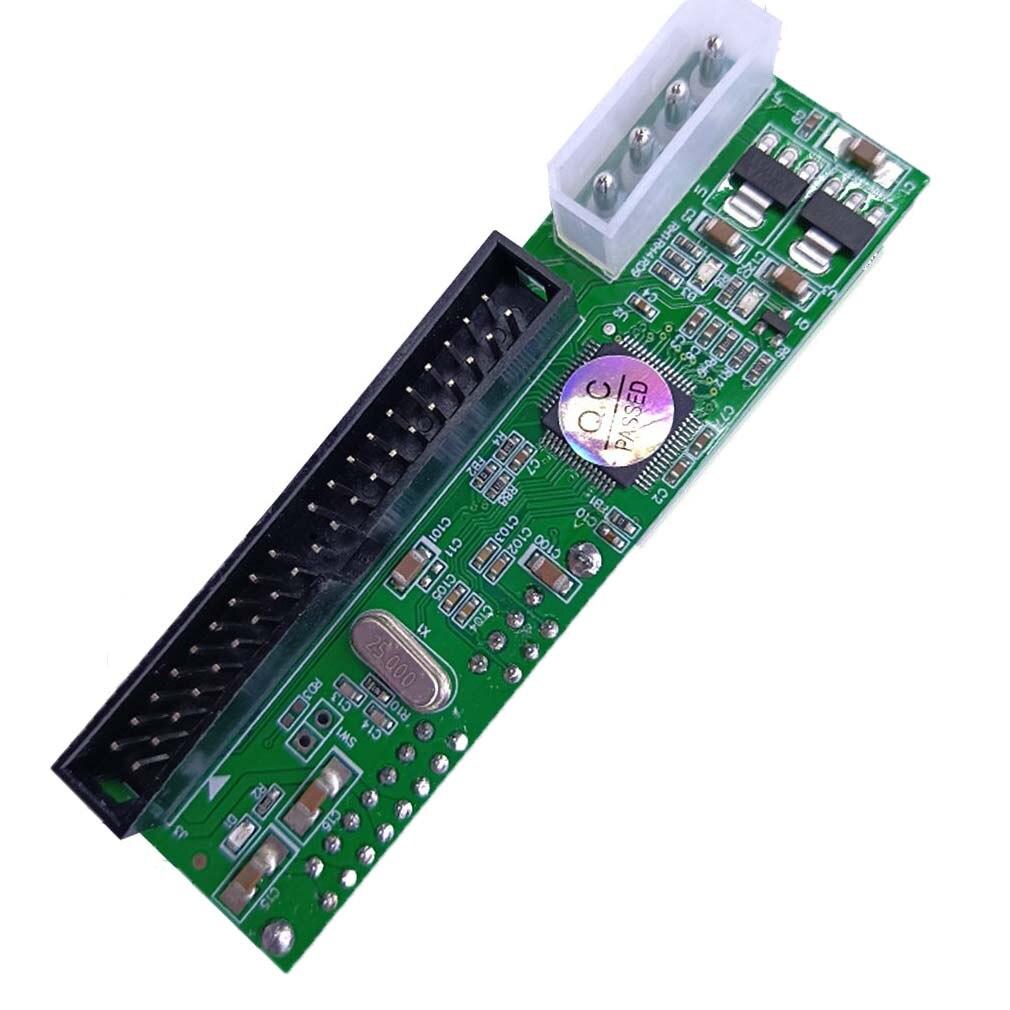Адаптер-конвертер SATA в PATA IDE, Модуль Plug & Play с поддержкой 7 + 15 Pin 3,5/2,5 SATA HDD DVD-адаптер