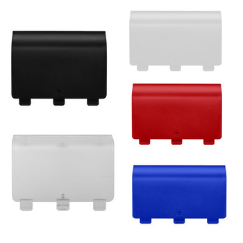 200 pcs mix color battery cover cap door back shell for xbox one Xboxone controller for xboxone gamepad