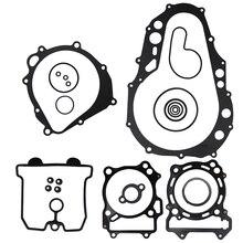 Мотоциклетные детали двигателя, полная прокладки головки цилиндров комплект и сальник для ARCTIC CAT DVX 400 KAWASAKI KFX 400 SUZUKI LTZ400 03-2008