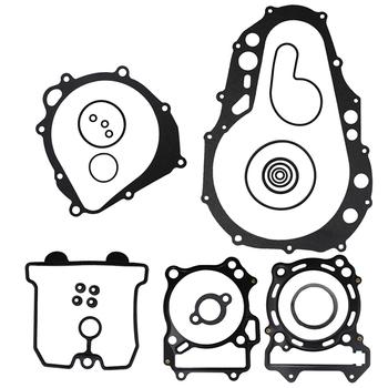 Części do silnika motocykla kompletny zestaw uszczelek cylindra i uszczelnienie olejowe dla ARCTIC CAT DVX 400 KAWASAKI KFX 400 SUZUKI LTZ400 03- 2008 tanie i dobre opinie Steel Paper Silniki Excellent effect of sealing 0inch 1 cylinder Iso9001 200g LTZ 400 KFX400 Complete Gasket Full Gasket