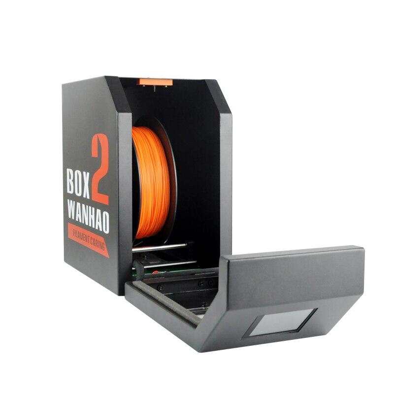 BOX 2, B2, filament dryer Wanhao