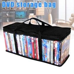 Torby do przechowywania mediów dysk dvd CD tuba podręczna organizator albumów przechowywanie wielofunkcyjne torby ALS88 w Zewnętrzne narzędzia od Sport i rozrywka na