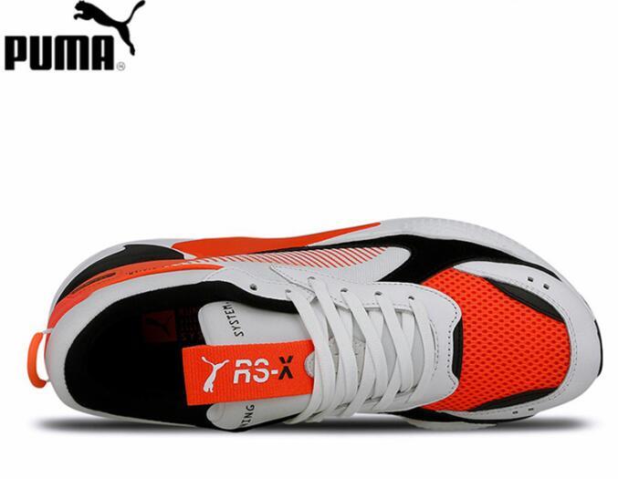 Puma RS X Toys Original & Fake