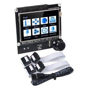 Image 2 - BIGTREETECH TFT35 E3 V3.0 Touch Screen 12864 LCD Display WIFI Module 3D Printer Parts For Ender3 CR10 SKR Mini E3 SKR V1.3